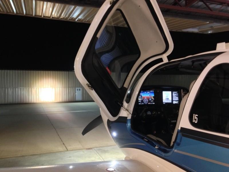 170dB HID Landing Light