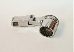 Short Flex Turbo Spark Plug Socket